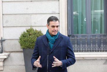 """Sanchez: """"La Constitución es el mayor logro de nuestra historia colectiva"""""""