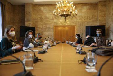 Chivite presenta los proyectos para participar en los fondos europeos 'Next Generation' UE