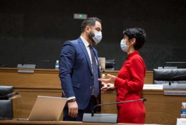 PSN, Geroa Bai, Podemos con abstención de Bildu e I-E aprueban la subida de impuestos en Navarra