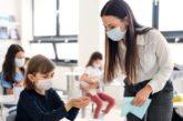 Ningún aula de Infantil y Primaria confinada en las últimas 24 horas en Navarra