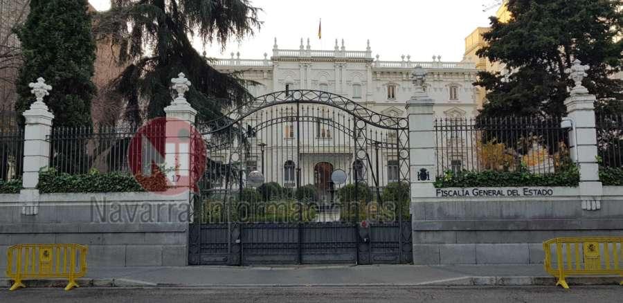 JUCIL pide a Interior y a la Fiscalía General del Estado suspender el día contra la Guardia Civil en Alsasua