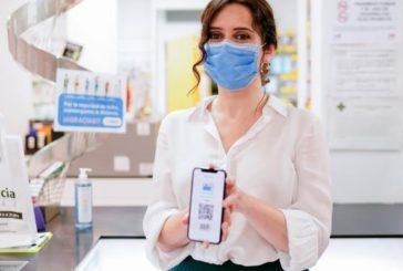 La Tarjeta Sanitaria Virtual de Madrid incluirá las pruebas diagnósticas del coronavirus