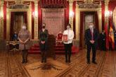 Entrega de la Medalla de Oro de Navarra 2020 al personal sanitario y sociosanitario