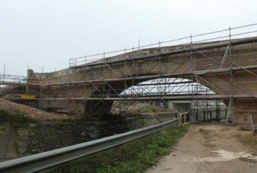 Cultura acomete las obras de restauración del puente de Cortes sobre el Canal Imperial