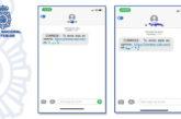 La Policía Nacional alerta de ciberataque por SMS suplantando a Correos