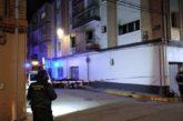 Evacuadas 4 personas al CHN por un incendio en una vivienda de Marcilla