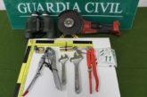 Detenidos como presuntos autores de robo con fuerza en la Merindad de Estella