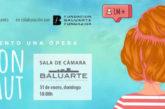 Espectáculo didáctico para el público infantil de AGAO y la Fundación Baluarte