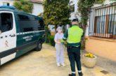 La Guardia Civil aumenta la movilidad en la Comunidad Foral de Navarra  en 2020
