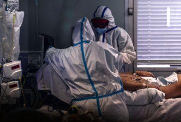Un fallecimiento en Navarra por coronavirus con 66 casos nuevos y 9 ingresos hospitalarios, uno en UCI
