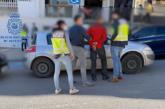 Detenidos tres vigilantes de seguridad por asaltar dos viviendas en una urbanización de Estepona