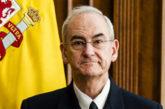 El Gobierno nombra al almirante general Teodoro López Calderón como nuevo JEMAD