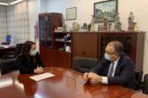 Los alcaldes de Pamplona y Barañáin estudian la situación de la antigua harinera de Ilundáin