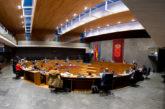 El parlamento de Navarra se solidariza con los refugiados de Palestina y con el cáncer