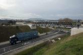 Abierta al tránsito la pasarela peatonal y ciclable entre Pamplona y Orcoyen