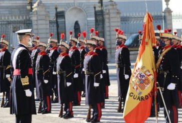 El Rey Felipe VI felicita y desea