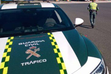 Un fallecido y dos heridos graves en una colisión en la N-121 a la altura de Olite