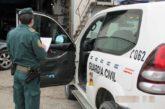 La Guardia Civil de Navarra comienza la inspección a talleres