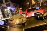 8 detenidos, 2 investigados y 12 accidentes de tráfico en Navarra este fin de semana