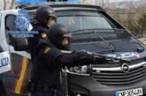 Policía Nacional imparte un nuevo curso formativo para agentes de la Unidad de Prevención y Reacción