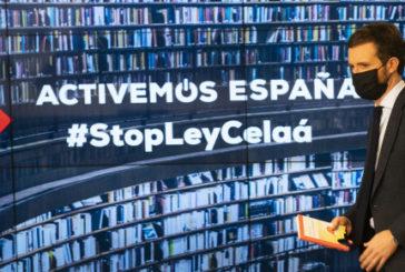 El PP basará el recurso contra la ley Celaá en la defensa del español y en la libertad de elección del colegio público, concertado y especial