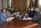 Chivite presenta al ministro de Cultura proyectos para recibir ayudas de Next Regeneration EU