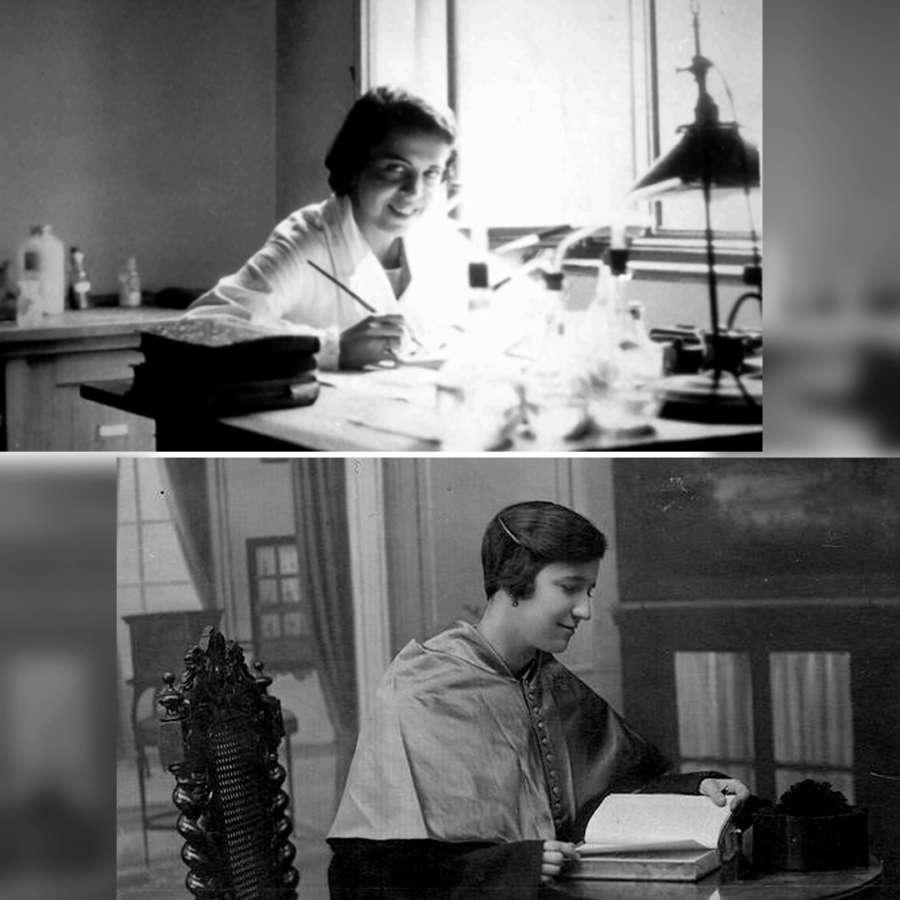 Pamplona reconoce a Concepción Zuasti y Dorotea Barnés, pioneras en el campo de la Química