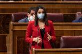 4-M: Arrimadas asegura que no dimitirá aunque Cs se quede fuera de la Asamblea de Madrid