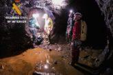 Hallados 4,9 kilogramos de explosivos en una cueva-mina de Goizueta (Navarra)