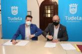 Firmado el convenio de gestión y financiación del Conservatorio de Música Fernando Remacha