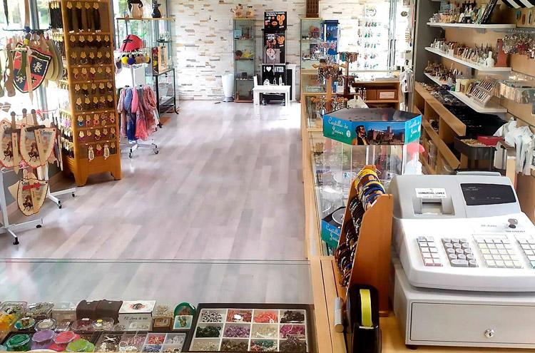 Tienda de Recuerdos y Regalos Ciprés – sidebar