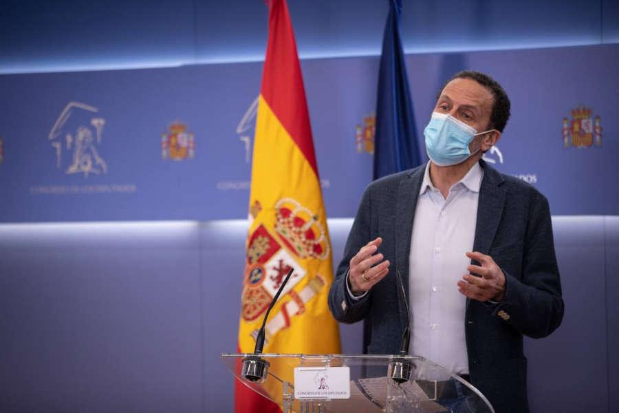 """Bal: """"El Consejo de Estado suspende de manera rotunda al Gobierno sobre el RDL de los fondos europeos"""""""