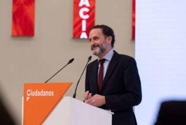 Edmundo Bal será el candidato de Ciudadanos a la Comunidad de Madrid