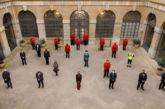 La cooperación entre cuerpos policiales, protagonista en el Día de la Policía Foral