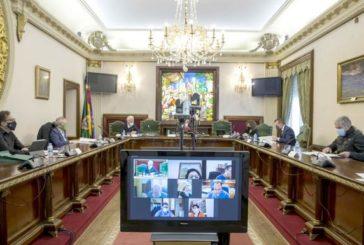 Los Municipios del Camino de Santiago se reúnen en Pamplona para planificar la vuelta a la actividad