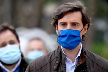 """Montesinos (PP) denuncia que la mitad del Gobierno """"alienta y jalea"""" la quema de contenedores y la otra """"agacha la cabeza"""""""