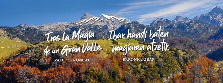 Roncal pone en marcha una campaña para promocionar el turismo