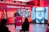 Dimite el secretario general del PSOE de Madrid que será dirigido por una gestora