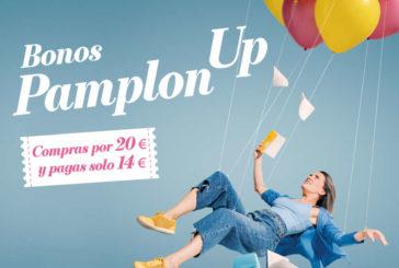 Canjeados en una semana 24.663 bonos de la campaña PamplonUp, el 35% del total