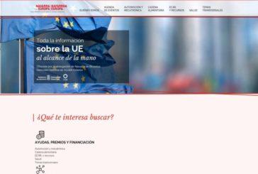 La Oficina del Gobierno en Bruselas renueva su plataforma online de información europea para los agentes socioeconómicos