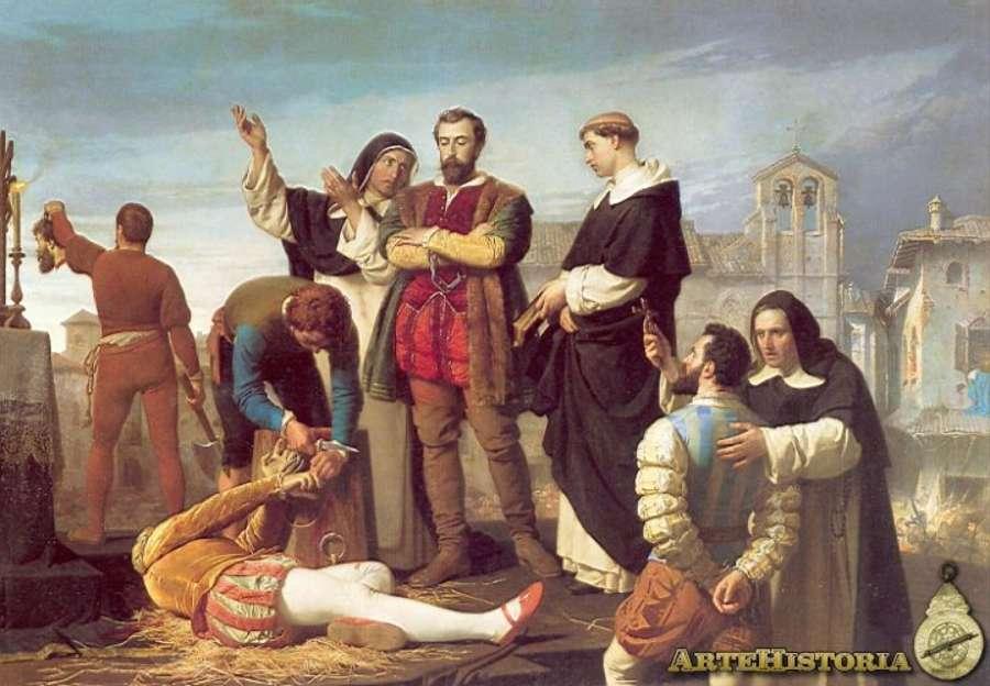 La revuelta de los Comuneros de Castilla