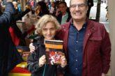 Clavel, libro y Estella: 23 de abril