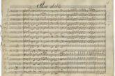 El Archivo de Navarra recuerda al músico Felipe Gorriti en el 125 aniversario de su fallecimiento