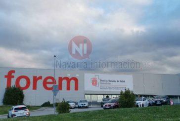Más de 370.000 personas ya han recibido la primera dosis de la vacuna frente al coronavirus en Navarra