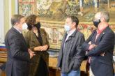 La consejera Gómez y el ministro Planas muestran su sintonía sobre la nueva PAC