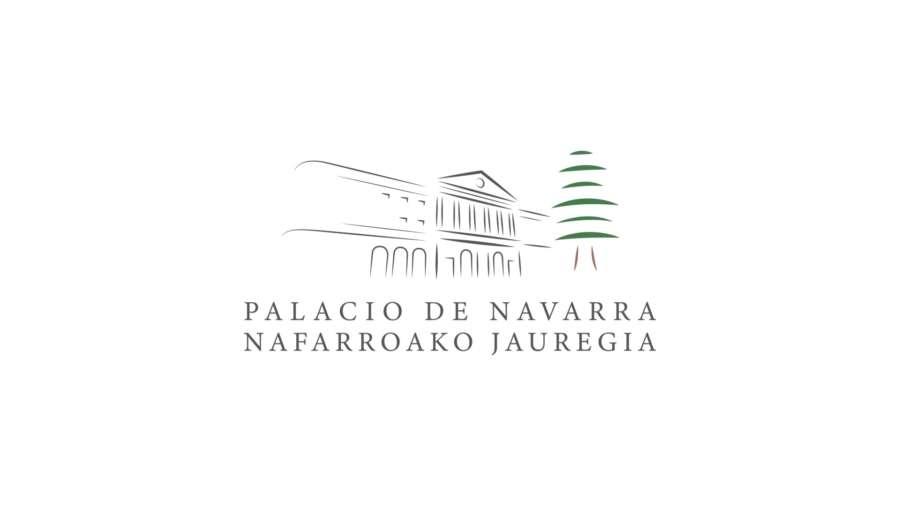El Gobierno de Navarra diseña un logotipo para el Palacio de Navarra