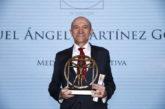 El catedrático de la Universidad de Navarra Miguel Ángel Martínez-González, Premio Nacional de Medicina Siglo XXI