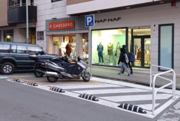 Aprobada la contratación de las obras para la adecuación de 526 pasos peatonales en Pamplona