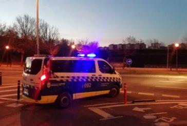 Denunciadas 67 personas, 17 por molestias en una bajera en Pamplona
