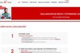 Más de 21.000 contribuyentes han consultado hoy su propuesta de declaración de la renta en la web de la Hacienda Foral de Navarra